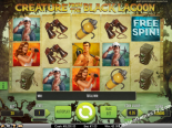 slotspel gratis Creature from the Black Lagoon NetEnt