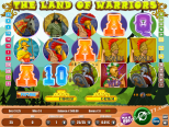 slotspel gratis Land Of Warriors Wirex Games